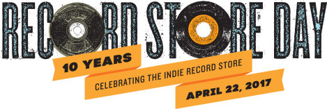 Record Store Day April 2017