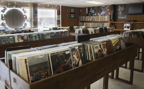 Spin It Again Record Store