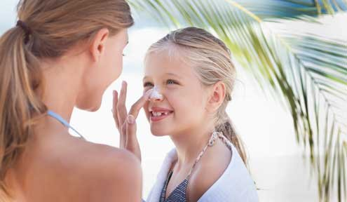 Summer Skin Care Tips From Facial Expressions