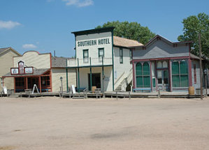 Old Cowtown Museum