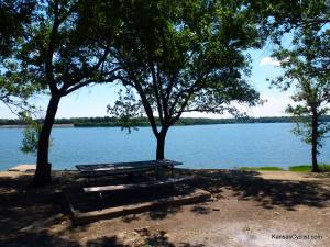 Lake Fort Scott Kansas