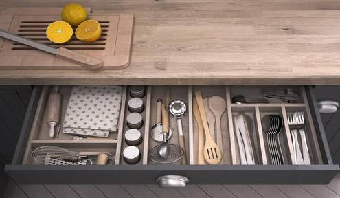 Tips for Optimizing The Space In Your Kitchen