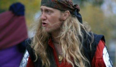 "Wichita Renaissance Festival: Q&A with Pirate ""Little Beard"""