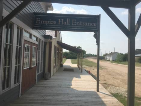 Empire Hall Cowntown