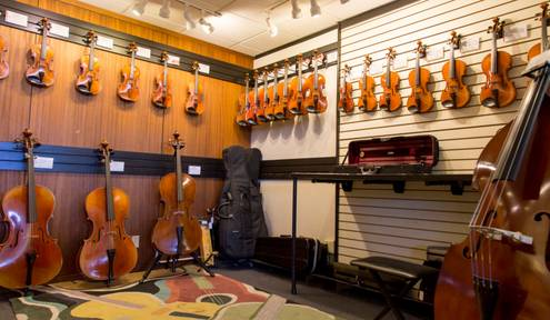 Best Musical Instrument Stores in Wichita