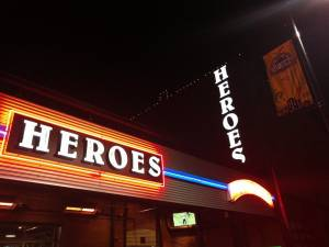 Heroes Sports Bar and Grill
