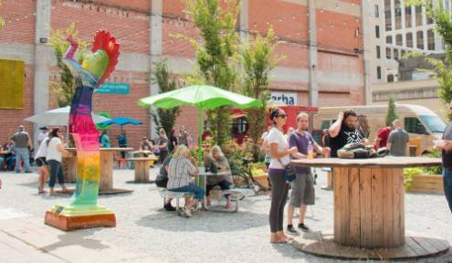 Best Patios in Old Town