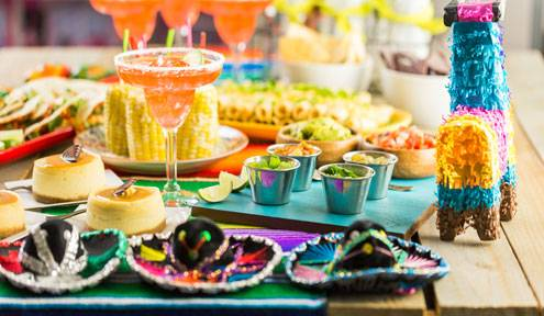 Cinco de Mayo Food, Fun, Festivities and More