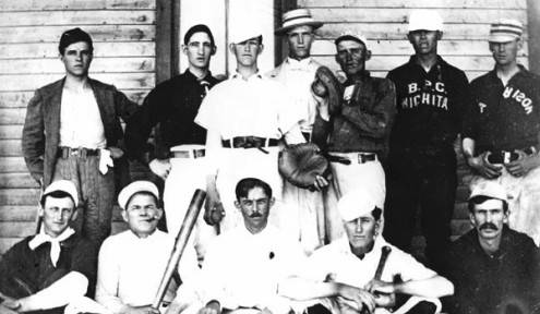 The History of Baseball in Wichita