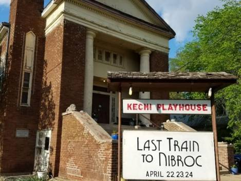 Save the kechi Playhouse