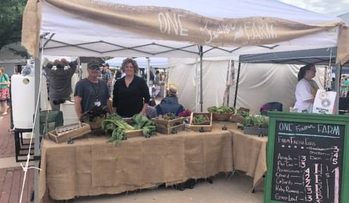 A Revitalized Old Town Farmers' Market