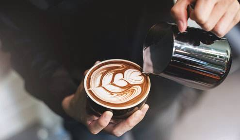 Pour Your Heart Into It: The Latte Art Throwdown