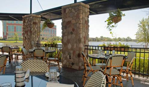 Wichita's Best Patios For A First Date