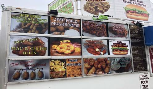 Fried Everything: A Look at The 2018 State Fair Foods