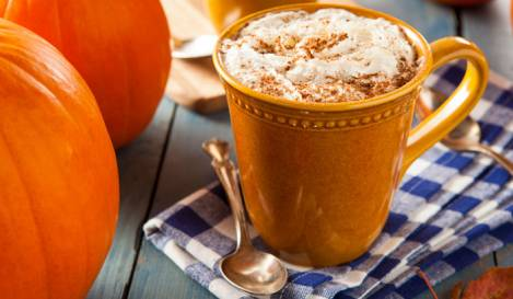 The Pumpkin Spiced Invasion