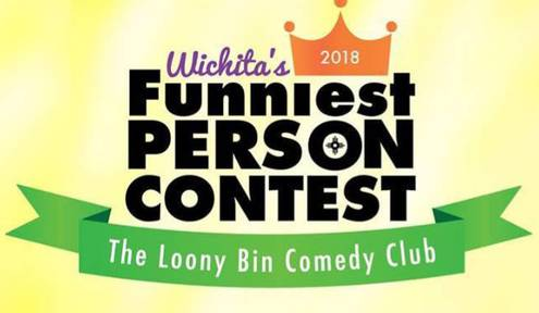Wichita's Funniest Person at The Loony Bin