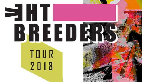 Win Two Tickets to See The Breeders Live at the Orpheum