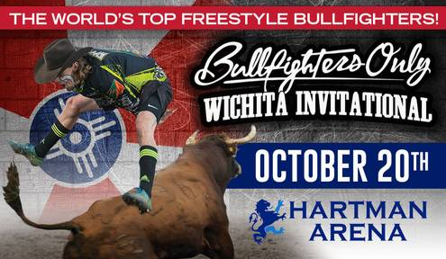 Win VIP Tours and Ringside Seats to Bullfighters Only