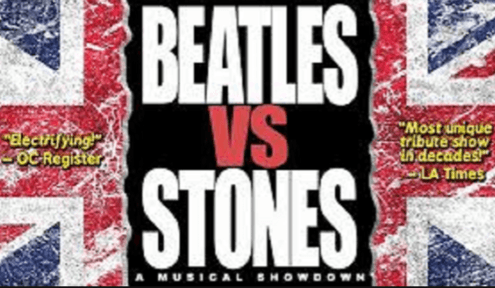 Win Tickets to See Beatles Vs. Stones - A Musical Showdown