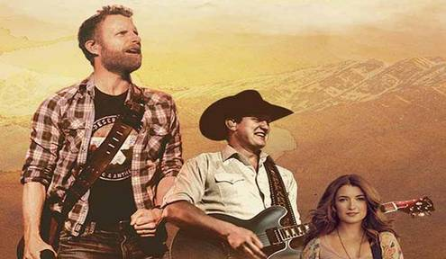 Win 2 Tickets to See Dierks Bentley at INTRUST Bank Arena