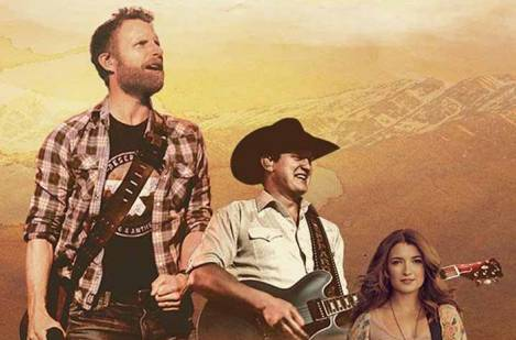 Win 2 Tickets to See Dierks Bently at INTRUST Bank Arena