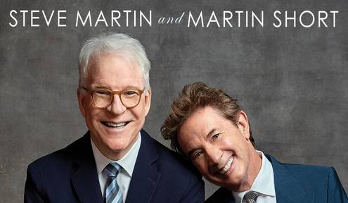 Win Two tickets to See Steve Martin & Martin Short