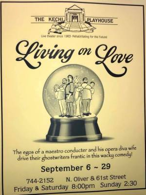 Living on Love at Kechi Playhouse