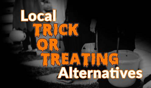 Local Trick-or-Treating Alternatives
