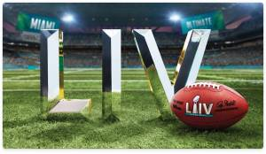 Super Bowl LIV!! - hosted by M