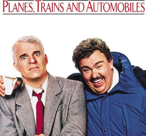 Planes, Trains & Automobiles (
