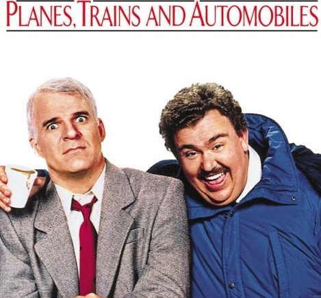 Planes, Trains & Automobiles (