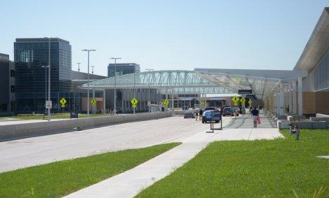 Eisenhower Airport Travelers Increase in 2015
