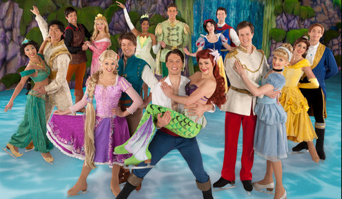 Disney on Ice Returns to Wichita This Weekend