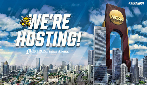 Wichita to Host Rounds 1, 2 of 2021 NCAA Basketball Tournament