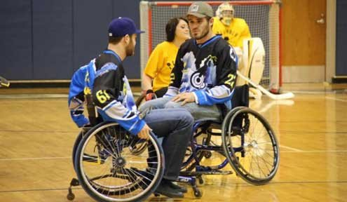 Thunder and Wheelchair Sports, Inc. Present Thunder Vs Plunder