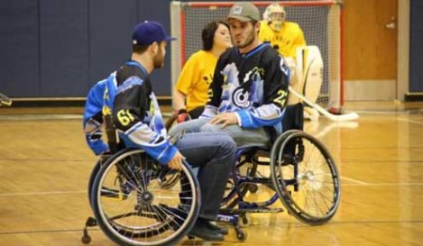 Thunder and Wheelchair Sports, Inc, Present Thunder Vs Plunder