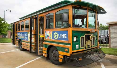 Q-Line Routes Adjusted for Riverfest