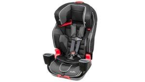56,000 Evenflo Child Safety Seats Recalled