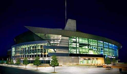 INTRUST Bank Arena to Implement Security Enhancements