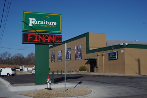 Furniture On Consignment Expands To Wichita Furniture