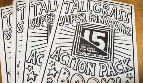 Tallgrass Filmfest Launches Creative Ticket Giveaway