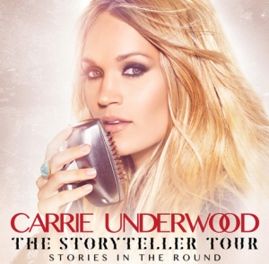 Carrie Underwood Brings Tour to Wicj