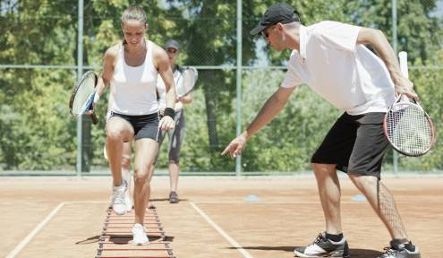 Genesis Partners with City of Wichita Park & Recreation for Cardio Tennis Event
