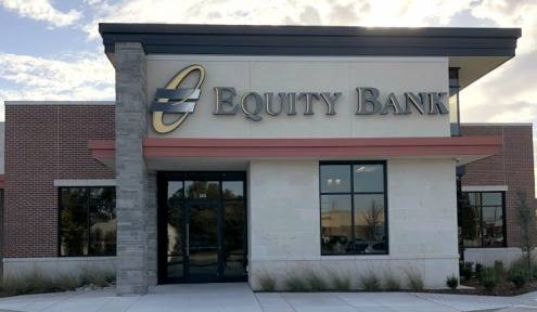 Equity Bank to Host Ribbon Cutting In Andover on Wednesday, January 24