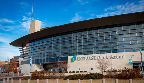 What's Happening Around INTRUST Bank Arena During March Madness