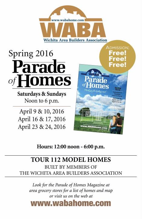 WABA Spring Parade of Homes