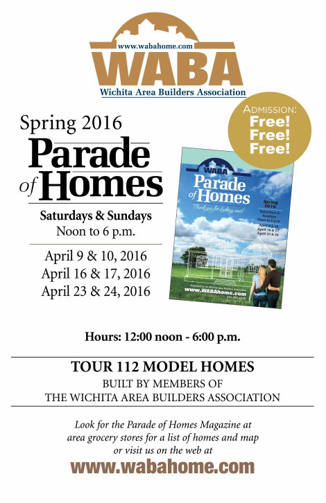 WABA Spring Parade of Homes
