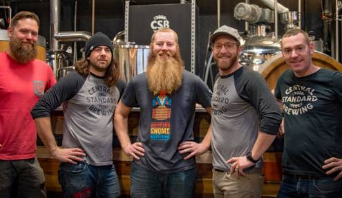 Local Breweries Collaborate on March Madness Inspired Beer