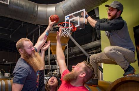 March Madness Inspires Local Breweries to Collaborate