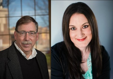 Two WSU Alumni Recognized for Achievements in Communication